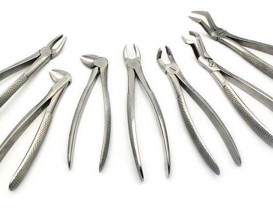 Щипцы стоматологические